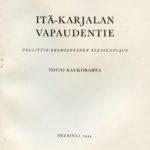 Itä-Karjalan vapaudentie388