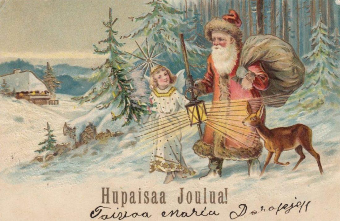 Joulutarjouksia ja Karjalan Sivistysseuran joulumyyjäiset 18.12.